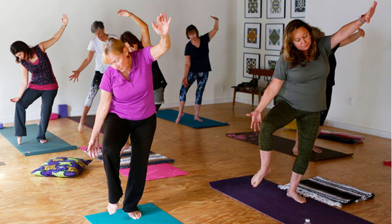 Yoga Classes and Workshops