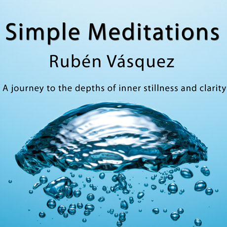 Simple Meditations CD Cover