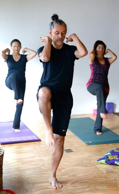 simple yoga classes